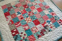 Quilting / by Marge Barrus