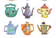 teapots / by Ashleigh Christelis