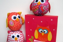 owls / by Susanna Delon