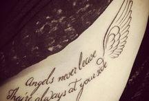 Tattoos  / by Brittany Wynn