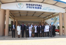 Mozambique launch / by Dr-Agarwal's Eye Hospital