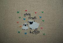 Cross stitch / by Lina Bulavitchi
