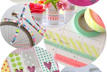 Duck Tape/Washi Tape Projects - Kyra / by Amy Winter Spann