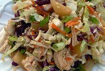 Salads / by Betty Chamberlain