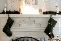 Holiday decor / by Melissa Wells