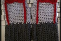 Crocheted Dr. Who / by Aura Lipinski