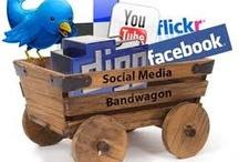 Social Media Resources & Tools / by Al Gonzalez