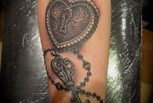 Tattoo ideas / by Amy Butcher Kimmet
