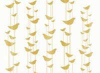 pretty birds / by Gabriela Montero