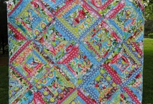 Quilts & Sewing / by Kelly Marrow-Baldy