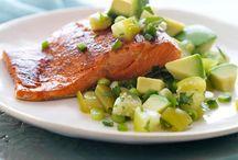 Salmon recipes / by Sephra