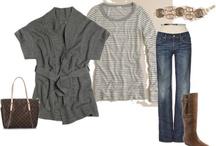 Fashion ideas. / by Michelle McKinley