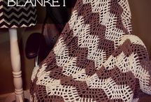 crochet blankets / by Teresa Shealy