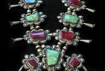 Native American Jewelry / by Laura Norris