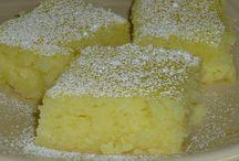 "desserts! / by Andrea ""Mayard"" Steponaitis"