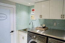 Laundry Room / by Chandra Theis