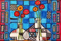 Dora Ficher Art / by Dora Ficher Art