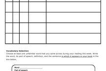 Logs/evaluations / by Jamie Elizabeth