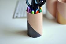 Crafty Crafts / by Angela Frampton