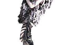 Upcycled Fashion / Fashion accessories and clothes / by Recyclart
