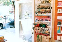 Shops I want to visit:  SFO / by Amy Tsuruta