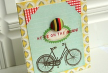 Handmade cards / by Connie Jagolinzer