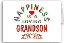 Grandparents are the best / by Elaine Rough