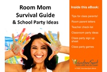 Room Mom Idea Board / by Laurie Soares