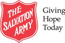 SALVATION ARMY / Anything related to the Salvation Army. / by Suzanne Berton