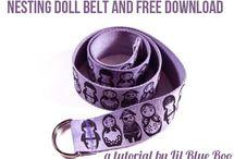 style - belts / by Kathryn Reid
