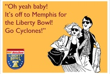 I'm in a CYCLONE STATE of mind! / by Sam Mattingly