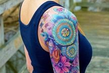 Tattoos :D / Get some ink!¡ / by Tia LeBlond
