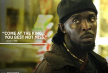 My sick obsession with The Wire lol  / by D'Andrea Dodson