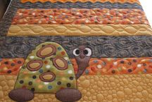 Quilt & blankets / by Tina Shaw