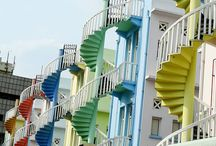 Spiral Staircases / by Joy Weese Moll