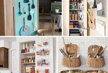 kitchen idea / by Tonya Morse-Weaver