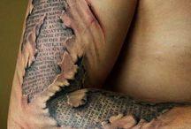 Tattoos / by Robert Preston