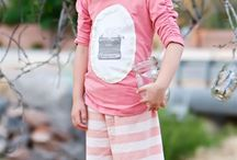 Kid clothes / by Connie Jagolinzer