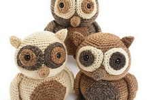crochet / knit amigurumi, etc. / by Marie Sacco