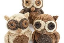 crochet / knit amigurumi, etc. / by Marie Sacco