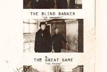 Sherlock / by Logan O'Bier