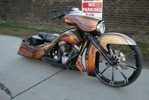 BAGGERS/CYCLES/TRIKES / by Paul Linthicum