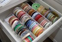 craft organization / by Sherry Crites