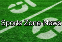 sportsZone-News / The place where you can participate,post read,comment share,talk about it in the world of Sports. / by Mike Valerin
