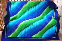 Quilt - bargello / by Glass Quilt