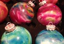 Christmas - Tree Ornaments / by Barbara Farnsworth