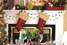 Christmas {} Plaid / by Michele Melbourne