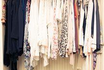 Closet organization / by Kailey Douglas
