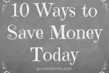 Money Saving Tips / Great posts full of money and budgeting advice! / by Stacy Makes Cents