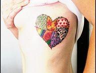 Ink! / Tattoos / by Terra Medina